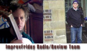ImprovFriday Radio - Jim Goodin & Paul Muller