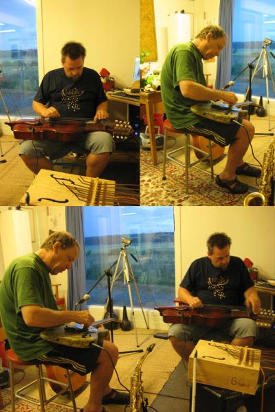 "Peter Thörn & Roger ""ErocNet"" Sundström by Paul Muller"